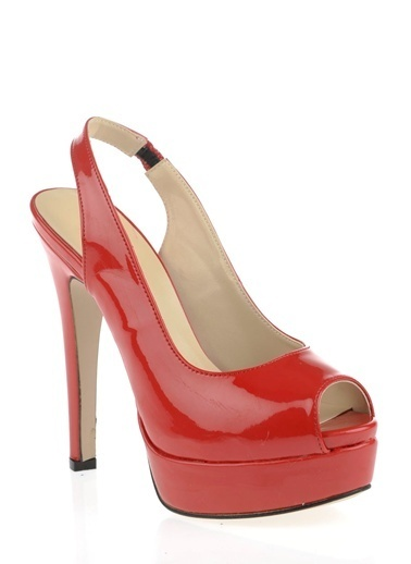 Casa Rossi Ayakkabı Kırmızı